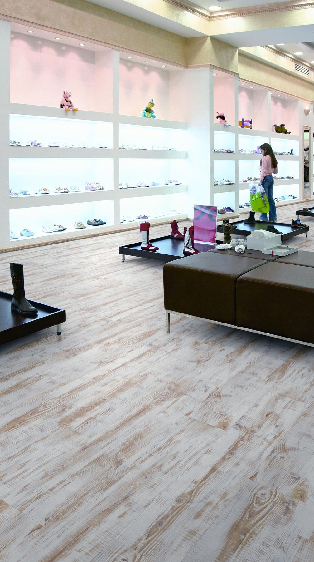 Commercial & Safety Flooring - Mumbles Flooring