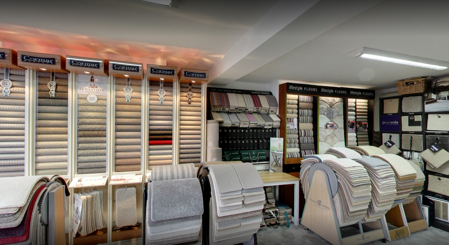Mobile Carpet Showroom Swansea Mumbles Gower Carmarthen