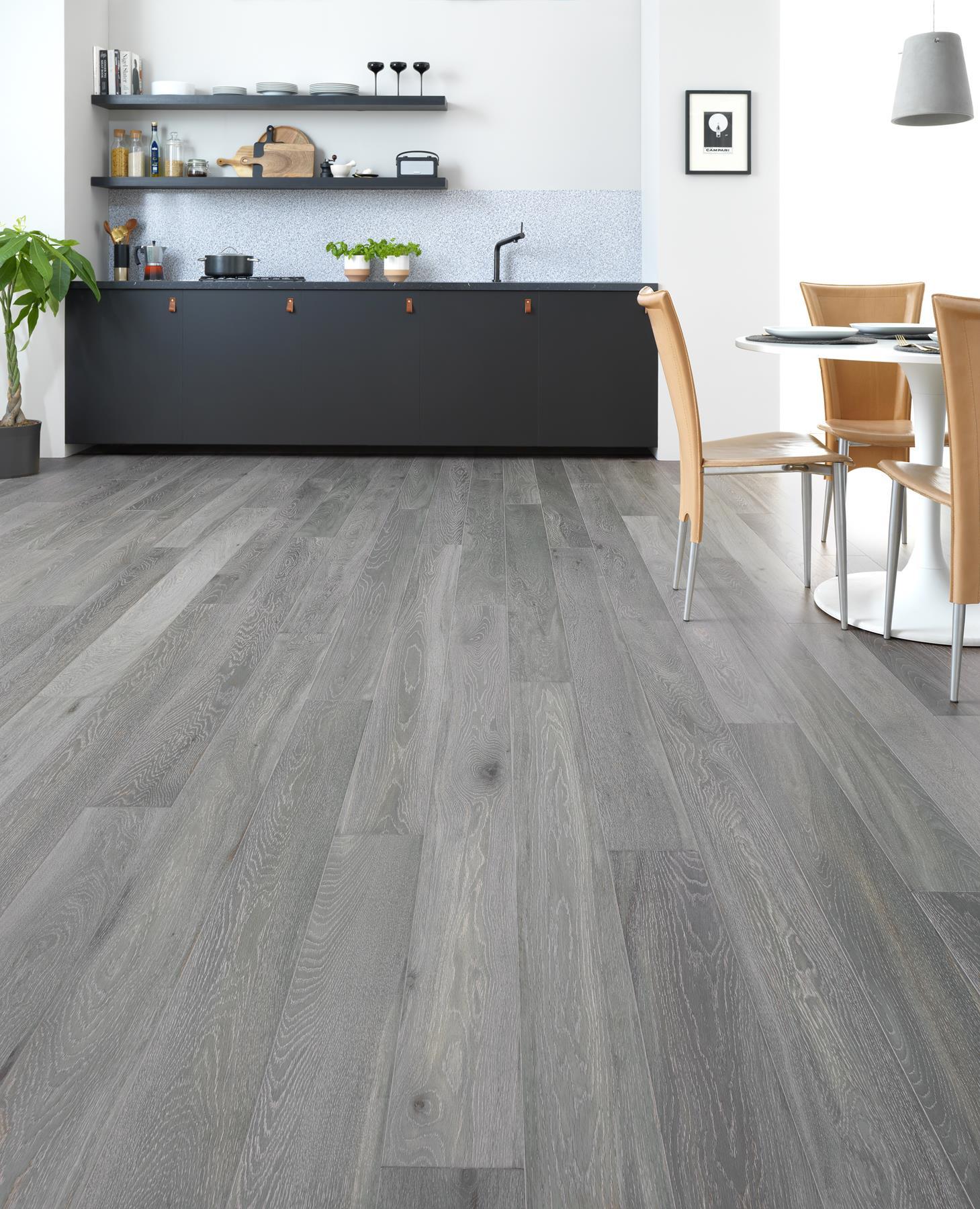 Berkeley Cottage Oak Flooring: Mumbles Flooring